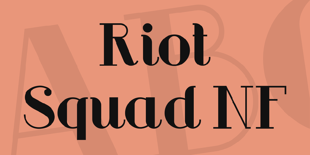 Riot Squad NF