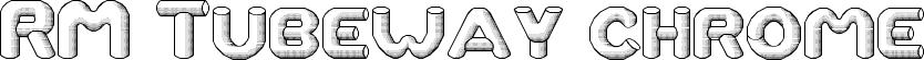RM Tubeway chrome