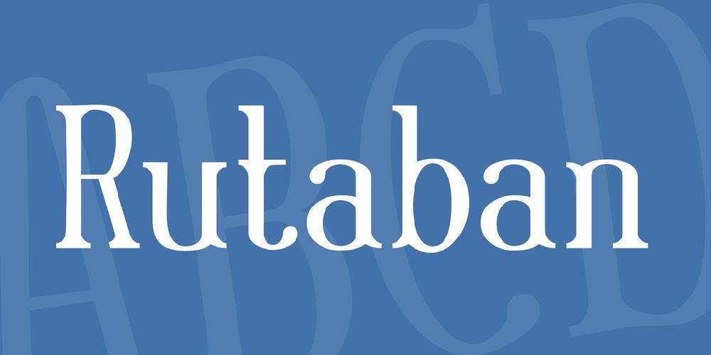 Rutaban