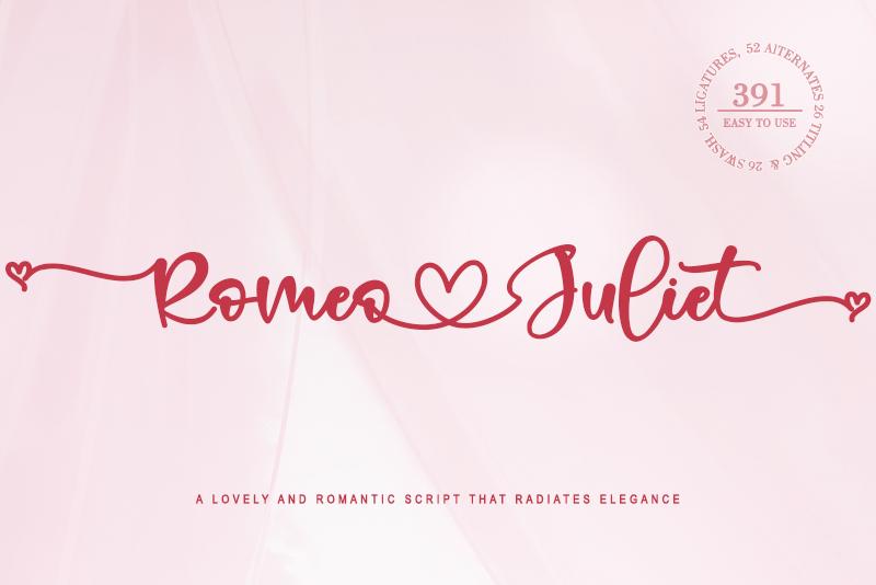 Romeo Juliet - Personal Use