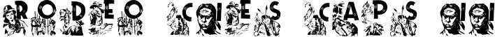 Rodeo CIES CAPS II