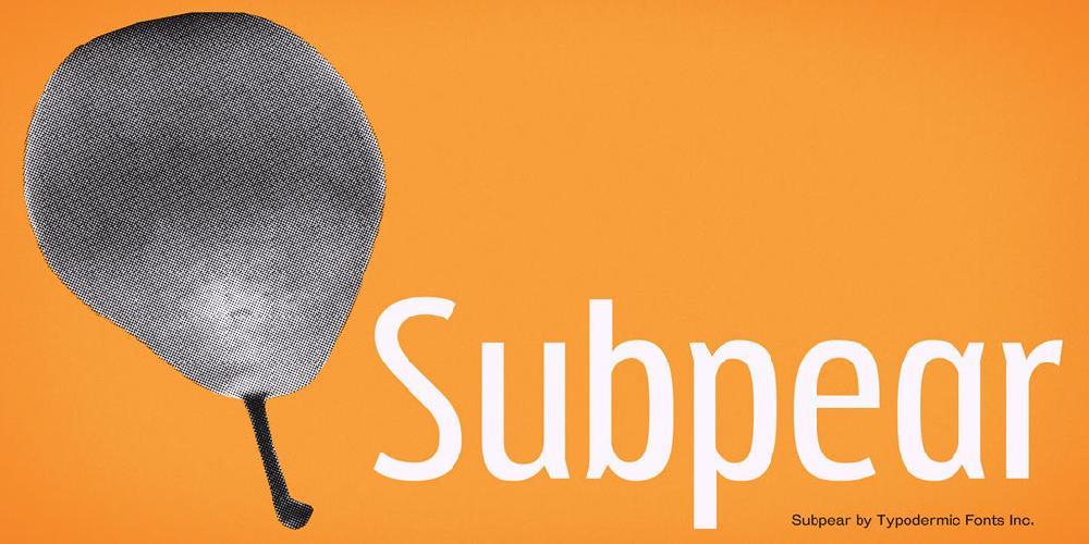 Subpear