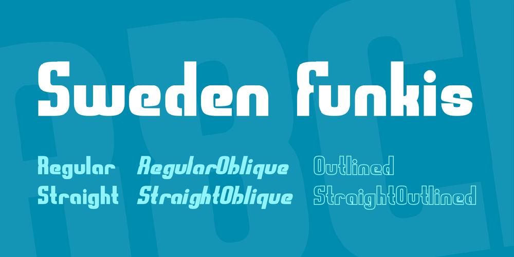 Sweden Funkis