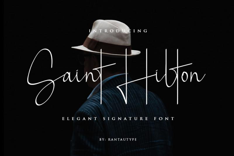 Saint Hilton