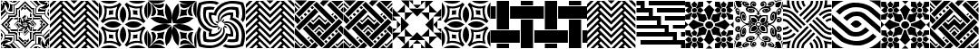 Seamless Pattern Icons