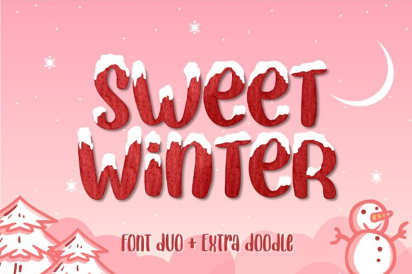 Sweet Winter Personal Use