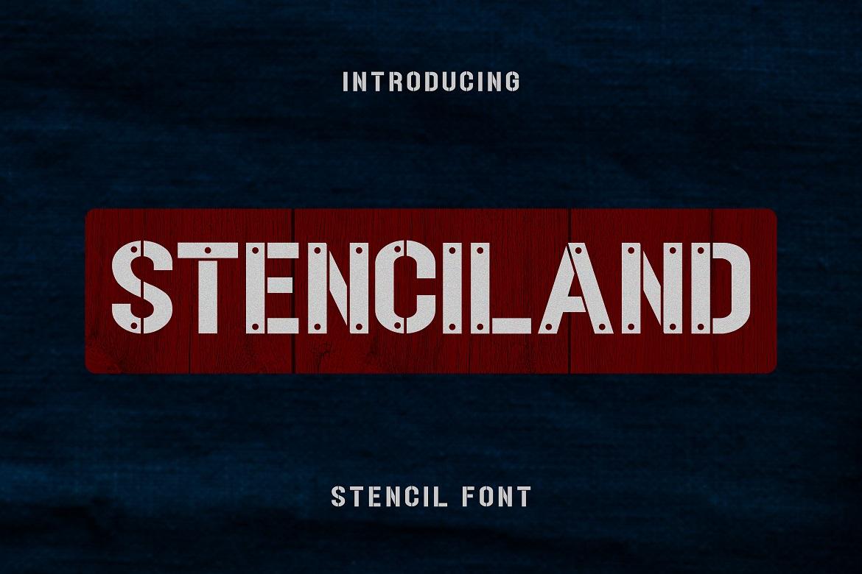 STENCILAND