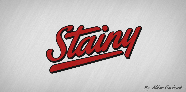 Stainy