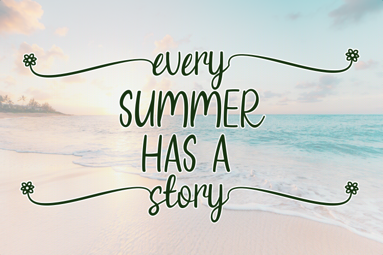 Summer Yesterday