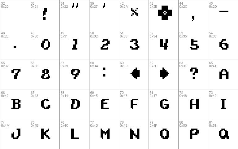 Smw2 Yoshi S Island Regular Font Font Free For Personal