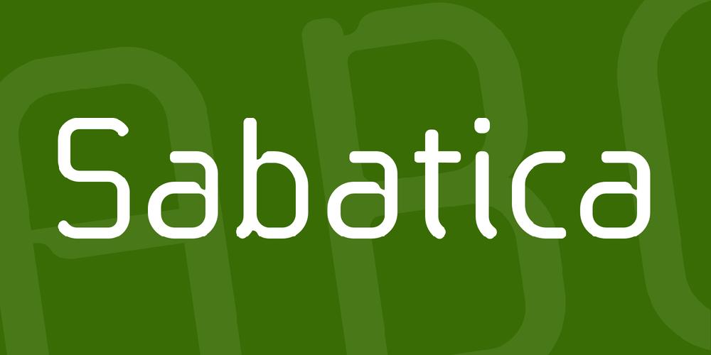 Sabatica