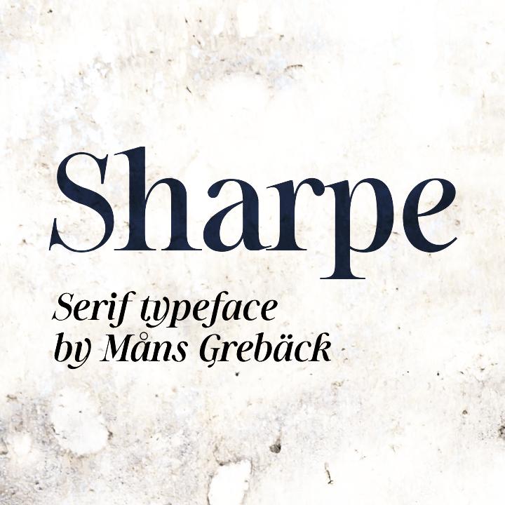Sharpe PERSONAL