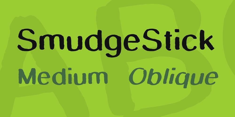 SmudgeStick
