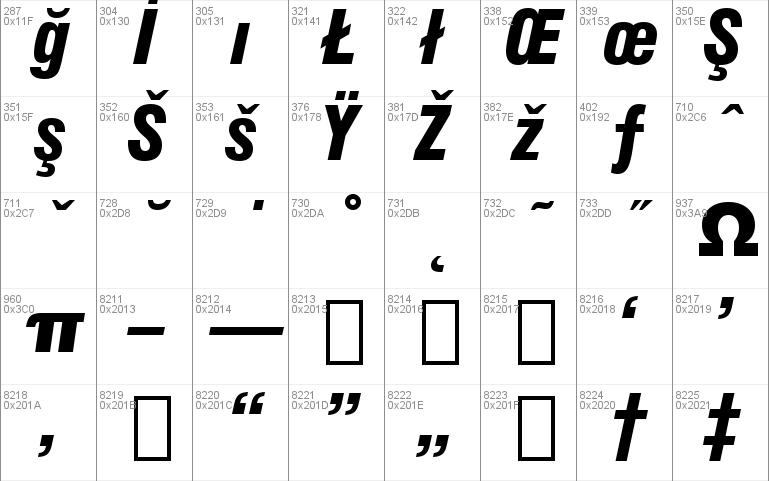 swis721 blkcn bt font download