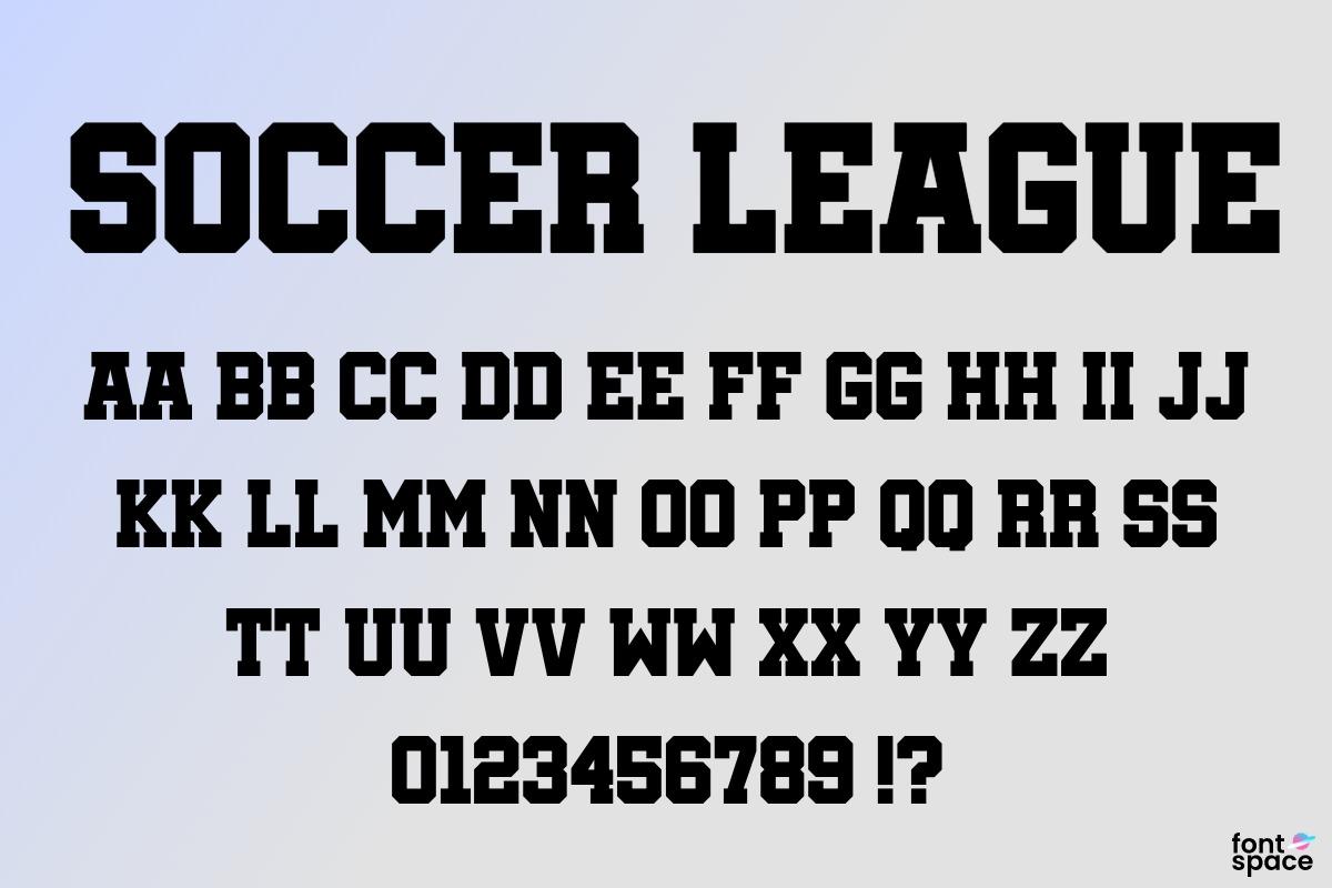 Soccer League College