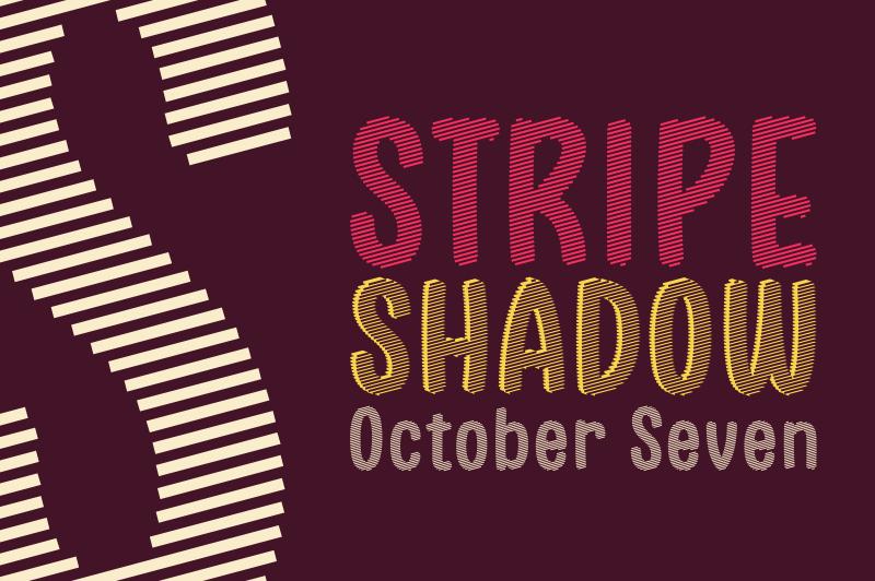 Stripe October Seven