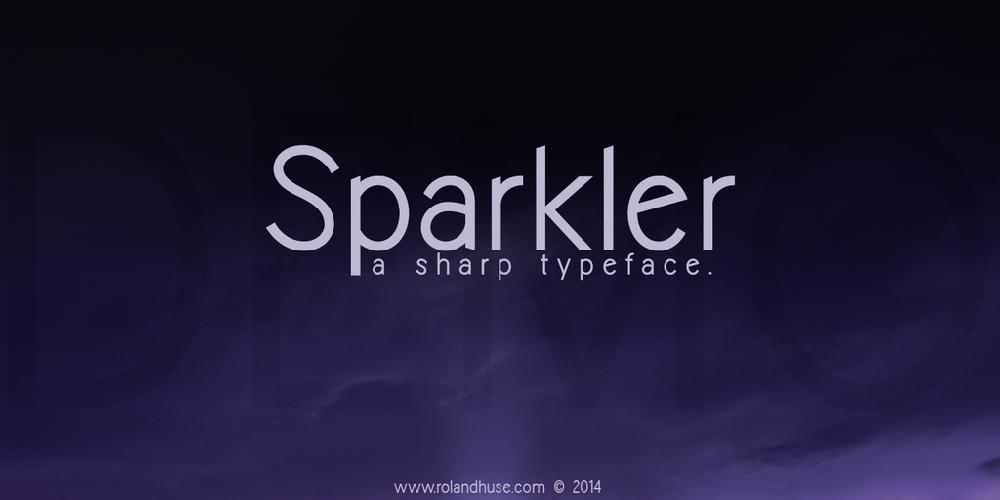 Sparkler-Demo