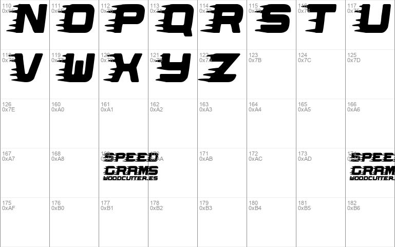 Speed Grams