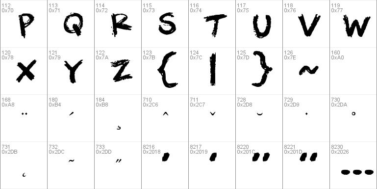 Scribble Scrawl