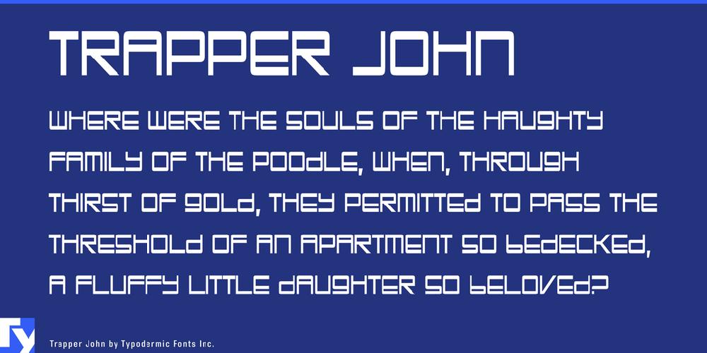 Trapper John