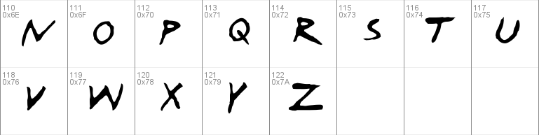 Twister Font