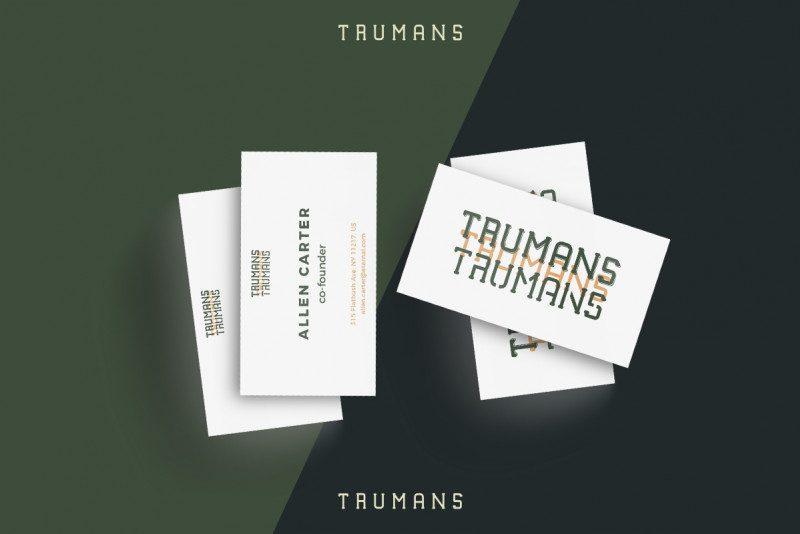 TRUMANS DEMO Outline