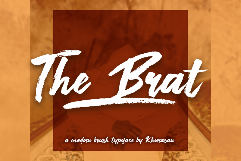 The Brat brush