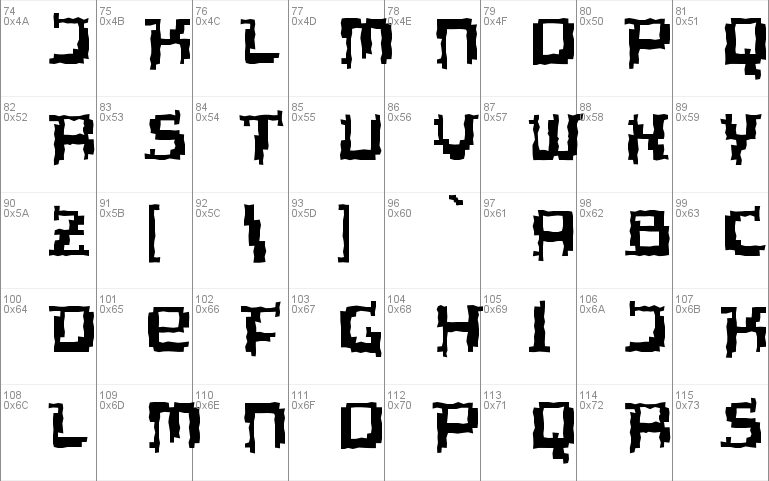 Tipi Archaic Font Free For Personal