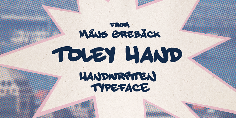 Toley Hand PERSONAL USE ONLY