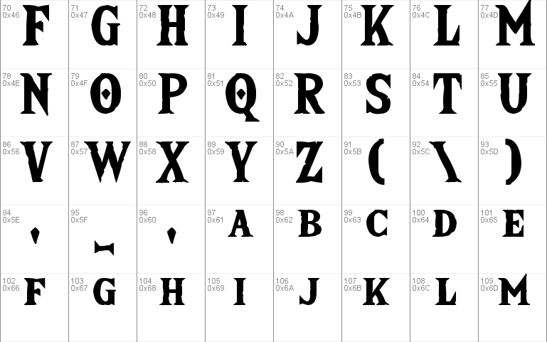 The Wild Breath Of Zelda Font Free For Personal
