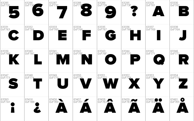 TCF 30s Bold Font font - free for Personal