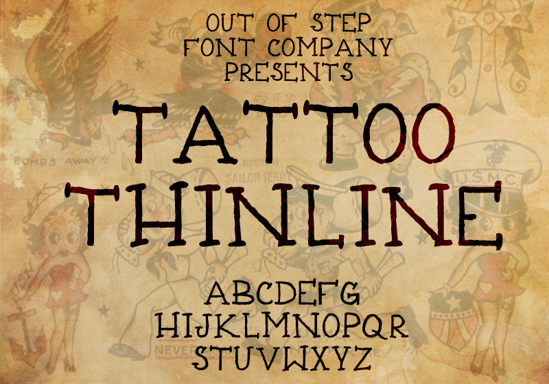 Tattoo Thinline