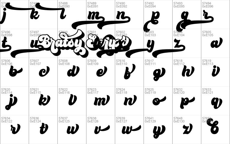 Bratsy Script Demo