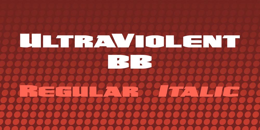 UltraViolent BB