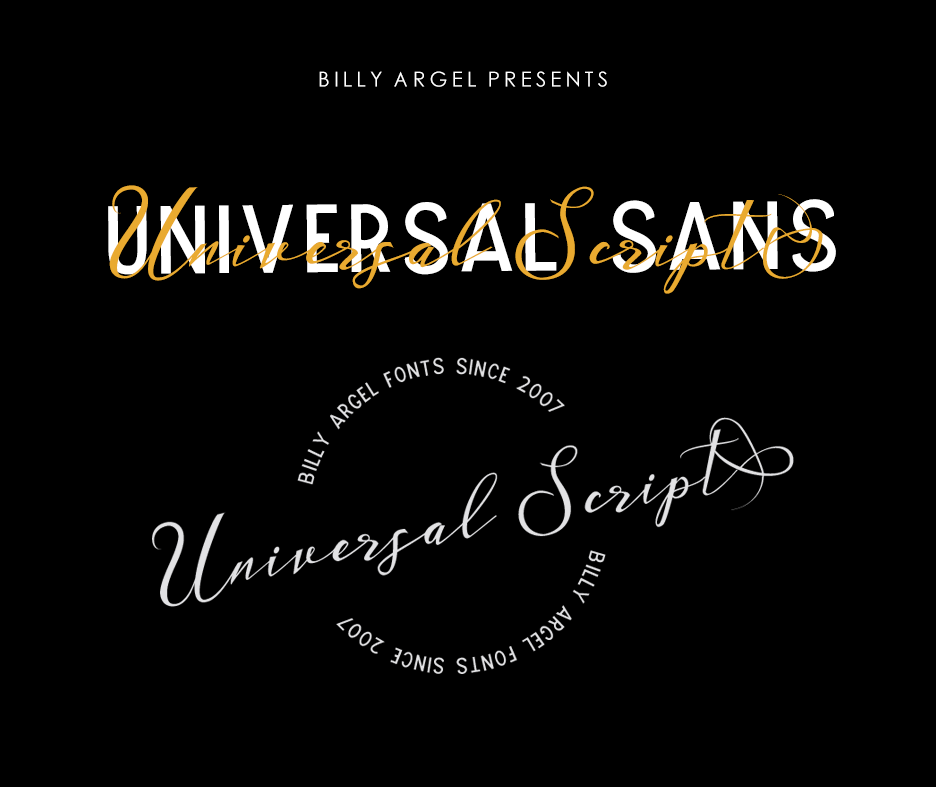 UNIVERSAL SANS PERSONAL USE