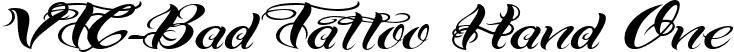 VTC-Bad Tattoo Hand One