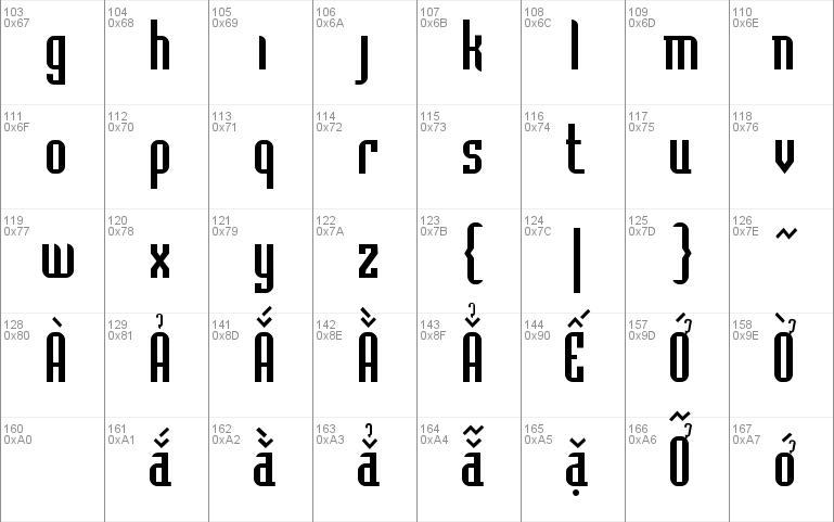 VPS Hoang Sa font - free for Personal