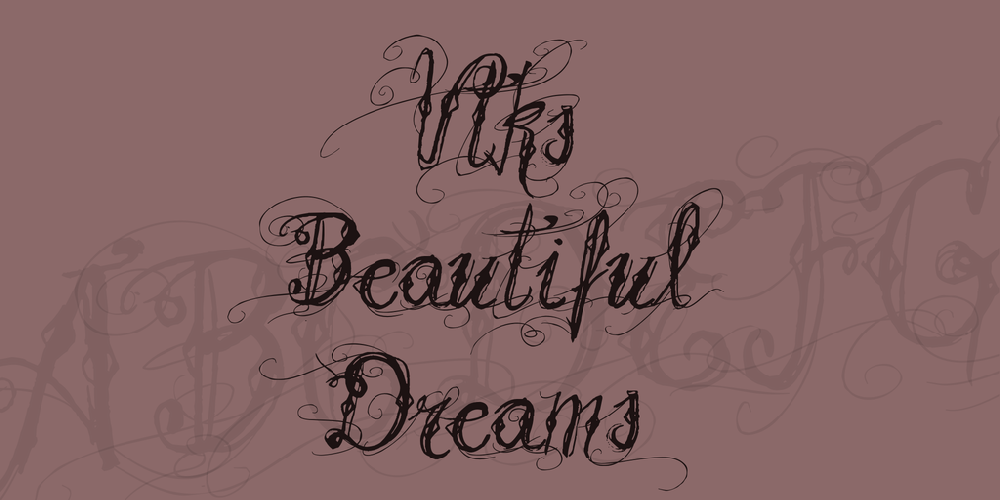 Vtks Beautiful Dreams