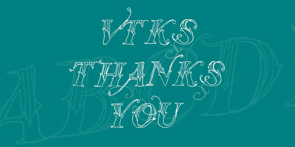 Vtks Thanks You
