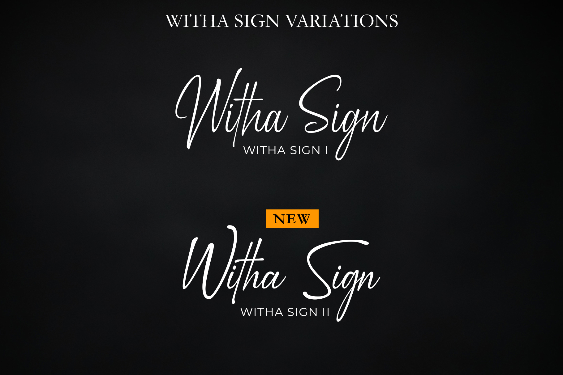 Witha Sign