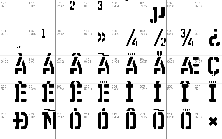 WC Wunderbach Rounded Windows font - free for Personal