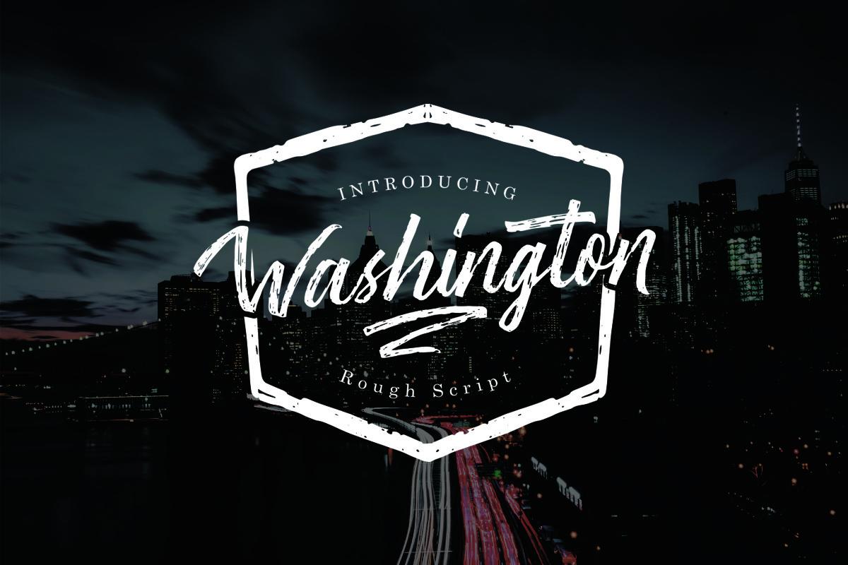 Washington ~ Rough Script DEMO