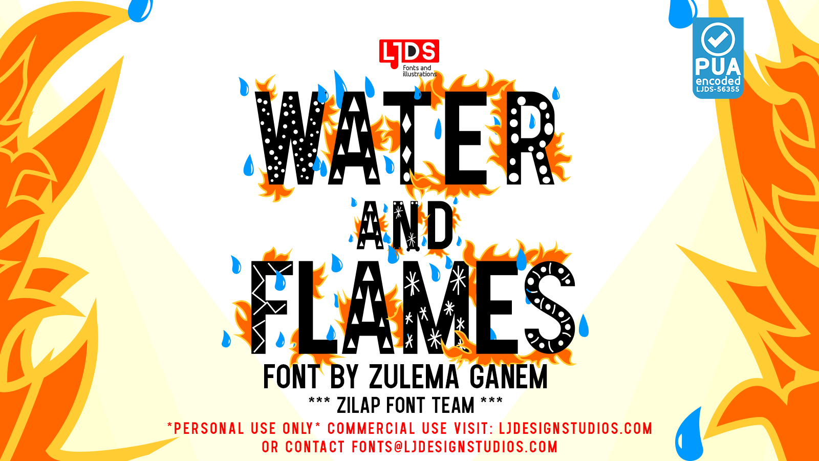 Water and Flames DEMO