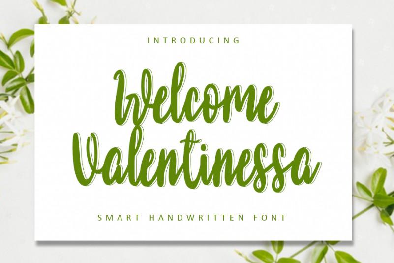 Welcome Valentinessa
