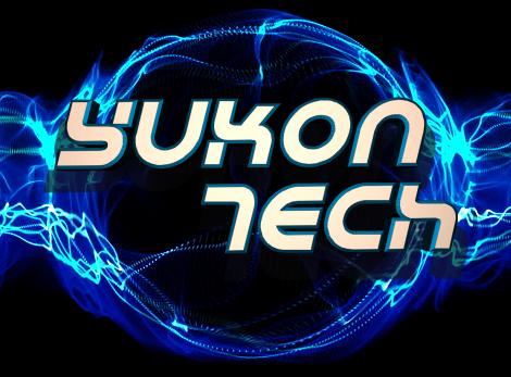Yukon Tech Bold Italic