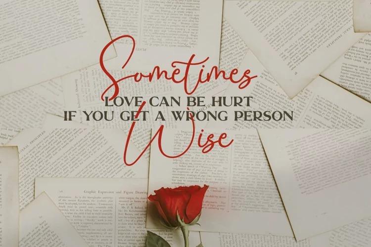 Youre Romantic Serif