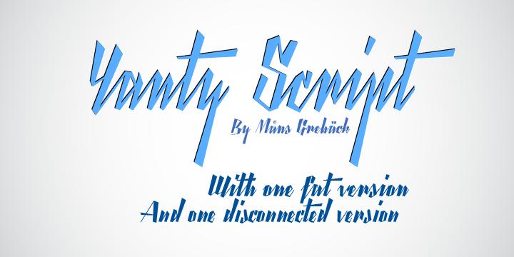 Yanty Script
