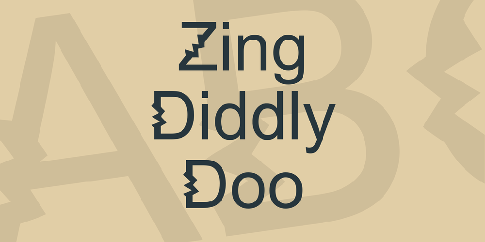 Zing Diddly Doo